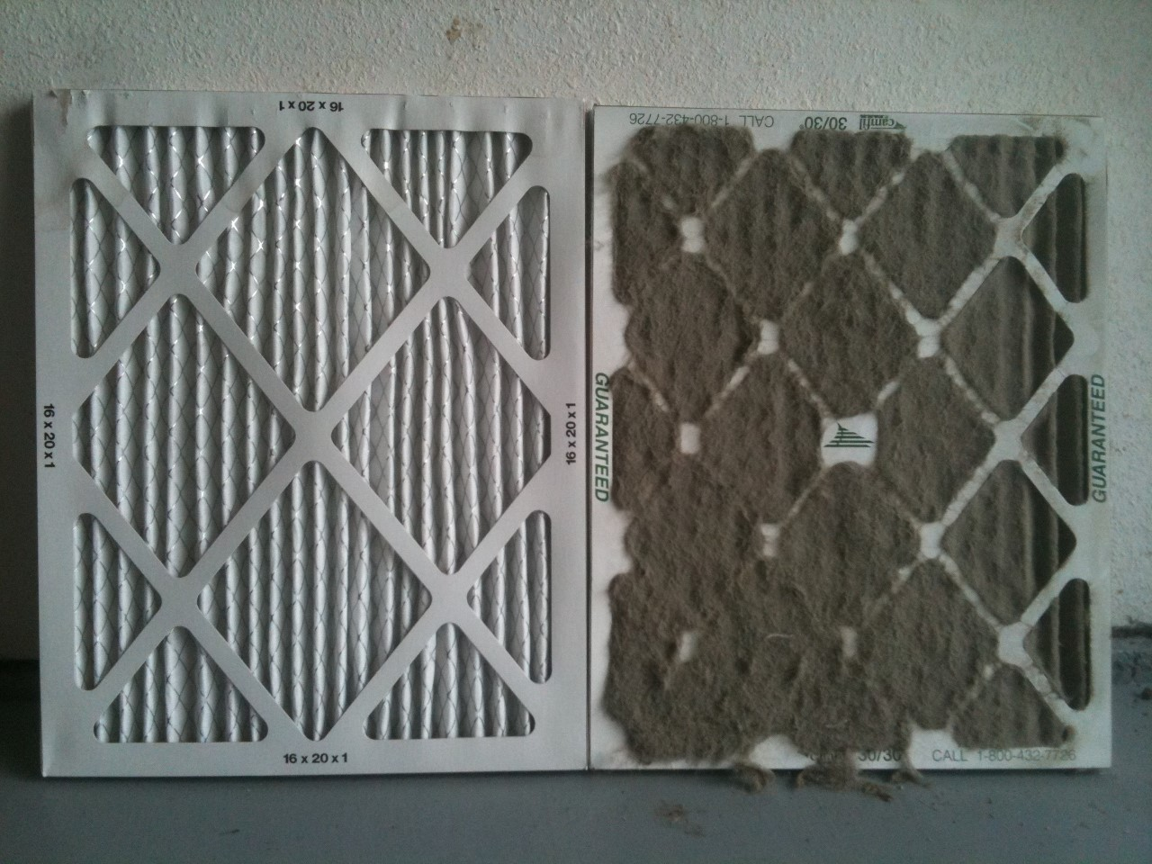How often should I change my filters? - PAC Plumbing, Heating, Air  Conditioning