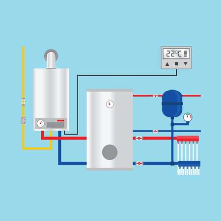 How to make your heating system more efficient and save - Most efficient heating system ...