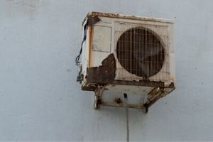 replace old hvac parts